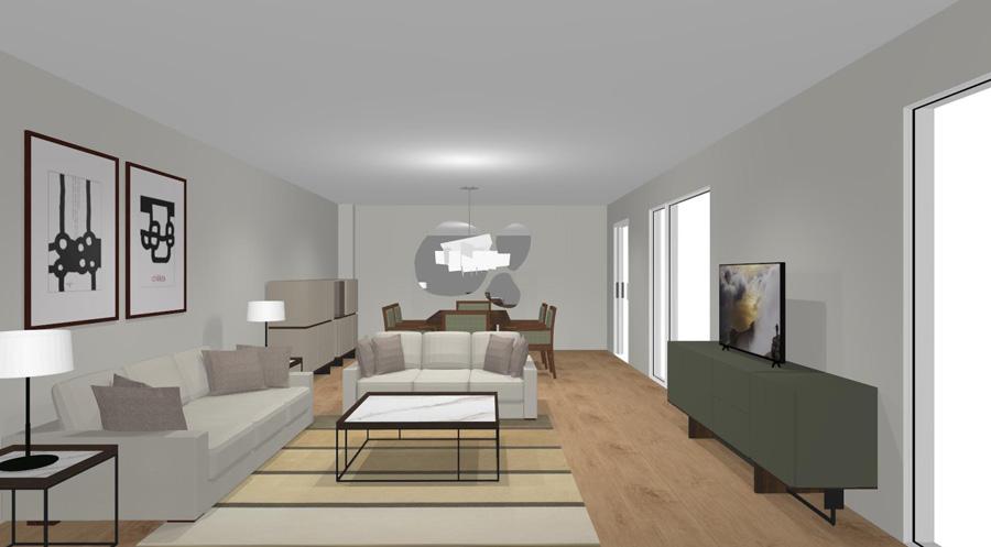 linea mueble proyecto vista 3 MARIN Lucia Salon